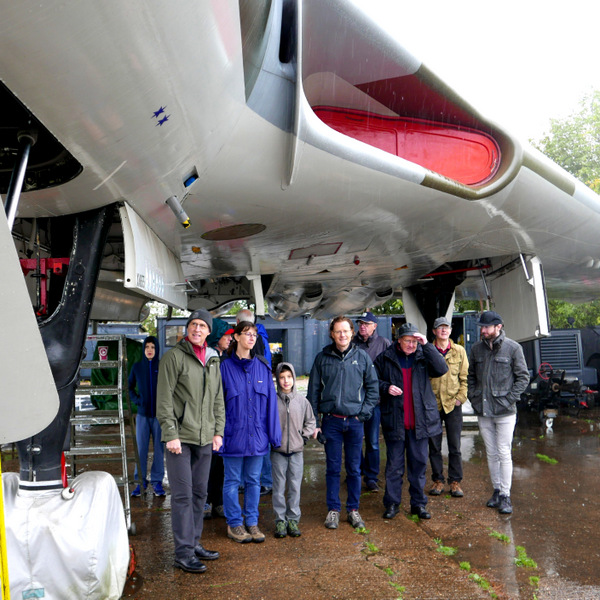 A visit to Vulcan XM655 at Wellesbourne
